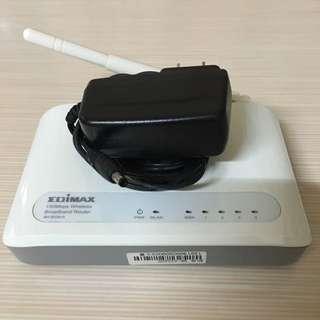 EDIMAX 無線分享器