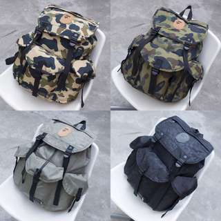 PO. OEM PORTER X BAPE BACKPACK