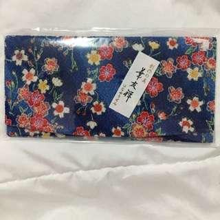 (大減價!)全新日本花紋長型銀包