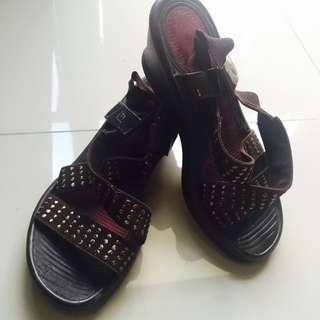 Skechers Women Wedges Shoes