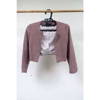 invio crop jacket