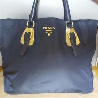 PRADA BAG TESSUTO CANVAS 2016
