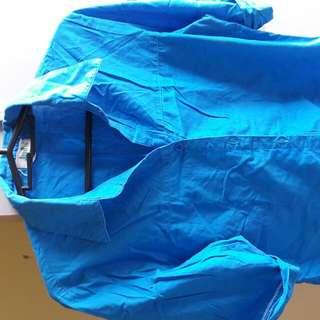 Pre-loved Blue Polo