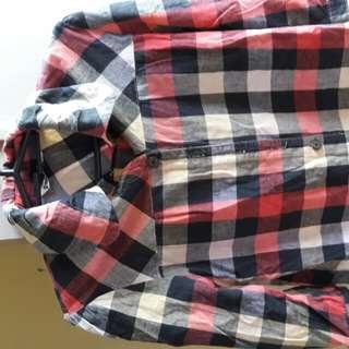 Pre-loved Checkered Polo