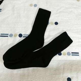 黑色長襪子