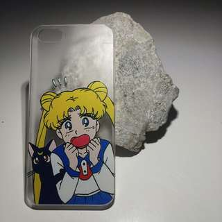 Sailor Moon Anime Cosplay iPhone Case Cover