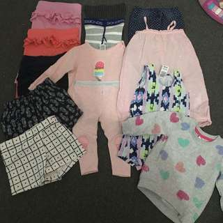 Girls Size 0 Bundle