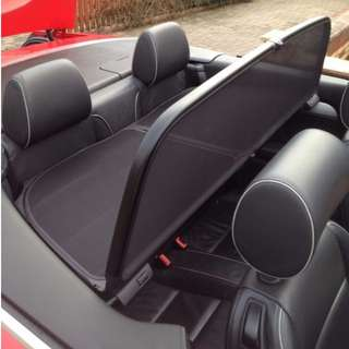 Wind deflector for A4 Cabrio