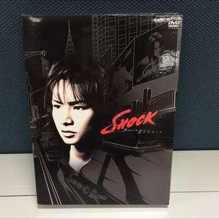 堂本光一 Koichi Domoto SHOCK (2002)日本初回版
