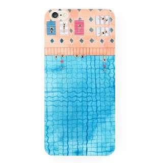 夏天就是要玩水iPhone手機殼(A)