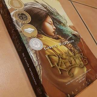 Dragon Keeper - Novel