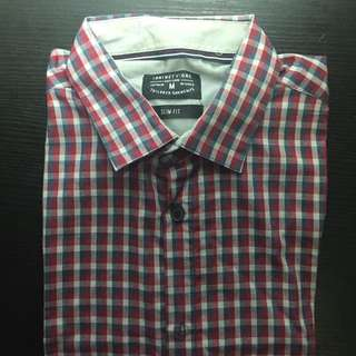 Cotton On Checkered Shirt