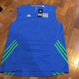 Standard Chartered Marathon Singapore 2014 Adidas Running Vest (Small)