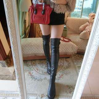 Parallele Over Knee Boot