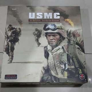 1/6 Soldier Story Military Figure USMC 1st Battalion,2nd Marine Division,Operation Desert Saber KUWAIT 1991MI