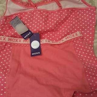 New MEXX camisol Set