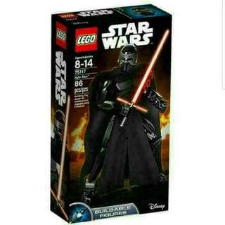 Lego Starwars Kylo Ren 75117