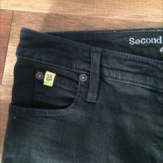 Second Yoga Jeans Size 25