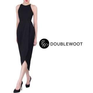 Doublewoot - Black Docazy Dress (S)