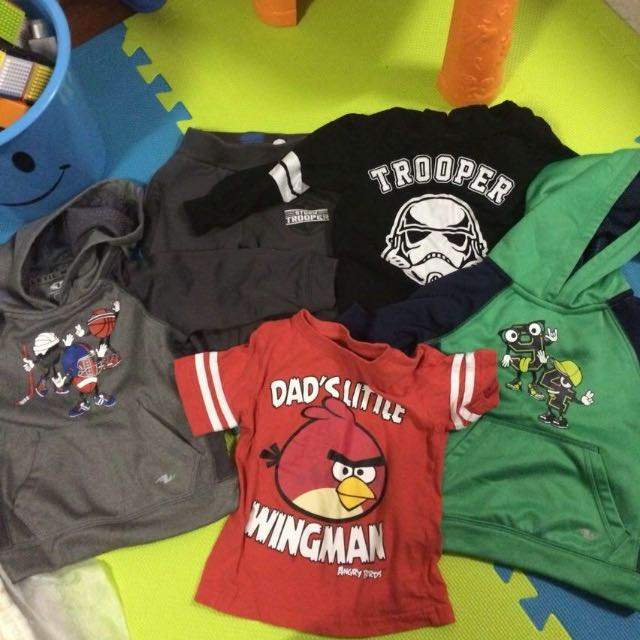 2T Toddler Boy Clothing