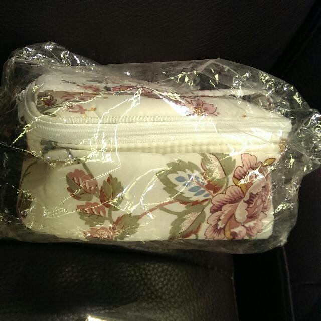 花紋 化妝包