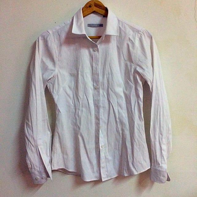 制服專用白襯衫