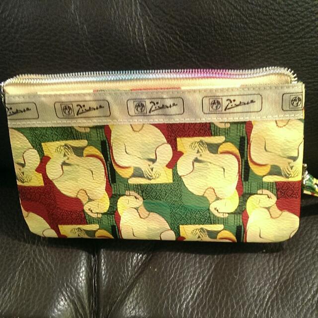 旅行包 皮夾 皮包