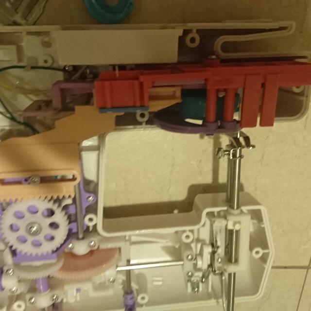 徵   東龍裁縫機 TL542