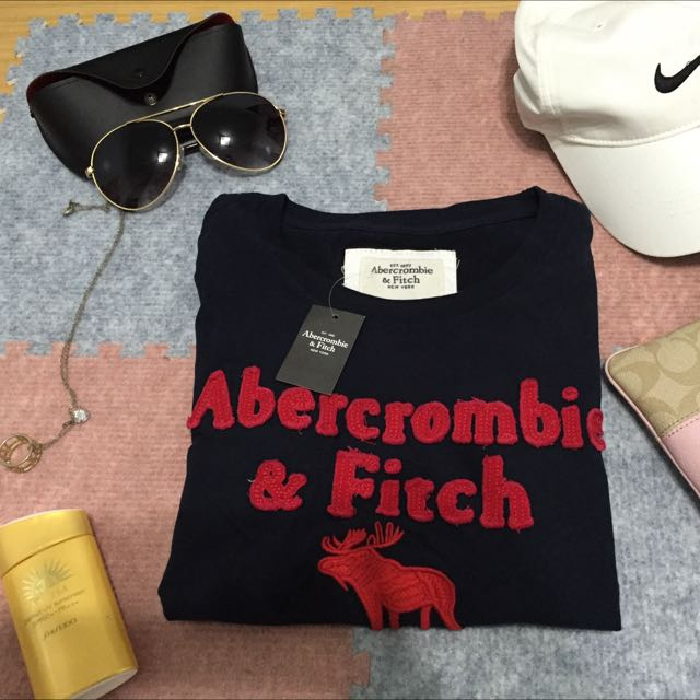 Abercrombie&Fitch T-shirt 女版