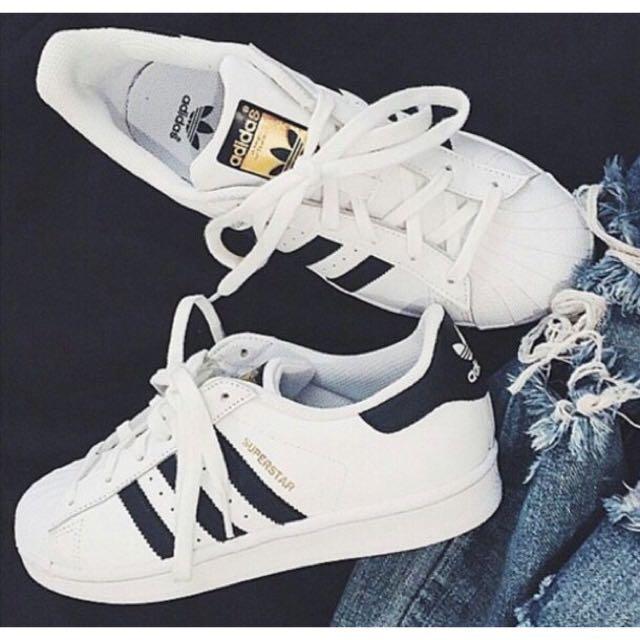 Adidas spuerstar 金標 正品公司貨