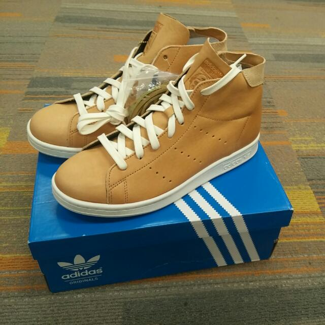 buy online e6cde 40e5e ... new arrivals adidas stan smith mid x horween leathers. limited edition  and made from the