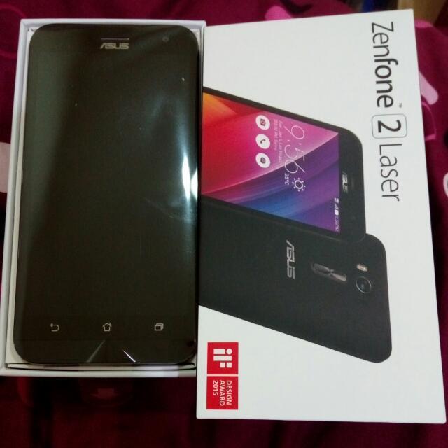 全新Asus Zenfone 2 Laser