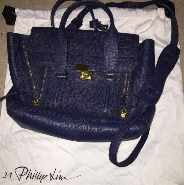*AUTHENTIC* 3.1 Phillip Lim Pashli Medium Satchel