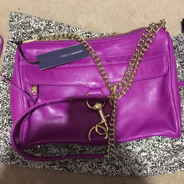 *AUTHENTIC* Rebecca Minkoff MAC