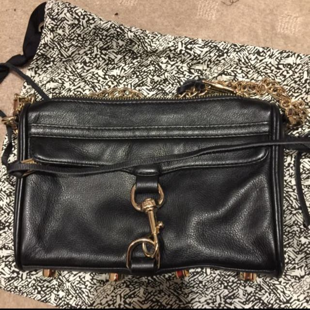 *AUTHENTIC* Rebecca Minkoff Mini Mac