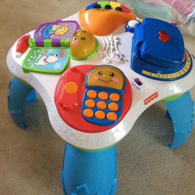 Baby Einstein MultiMedia Table