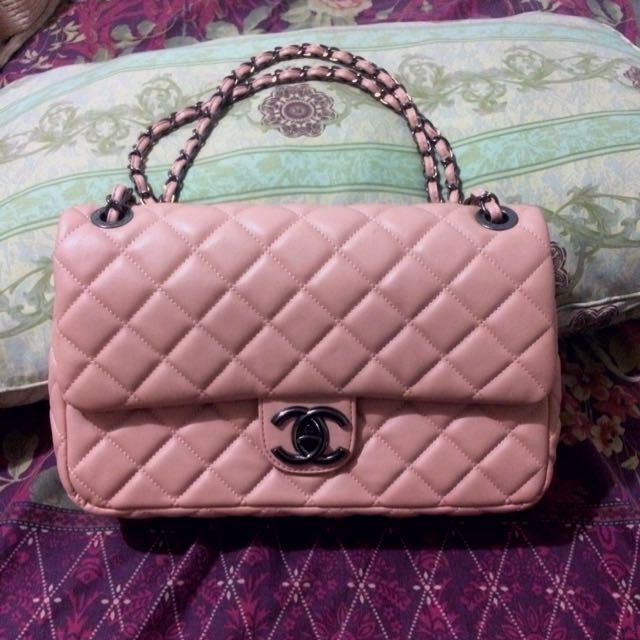 Bag Channel Pink Peach