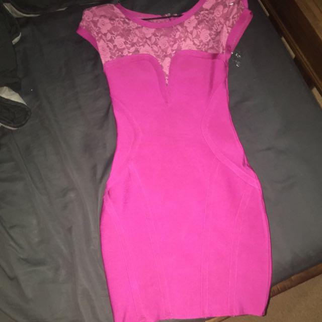 Bandage Dress 6