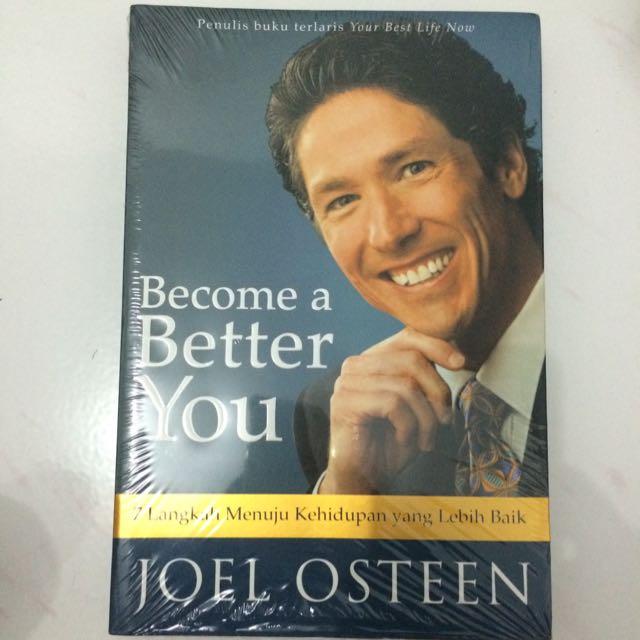 Become A Better You by Joel Osteen (7 Langkah Menuju Kehidupan yang Lebih Baik)