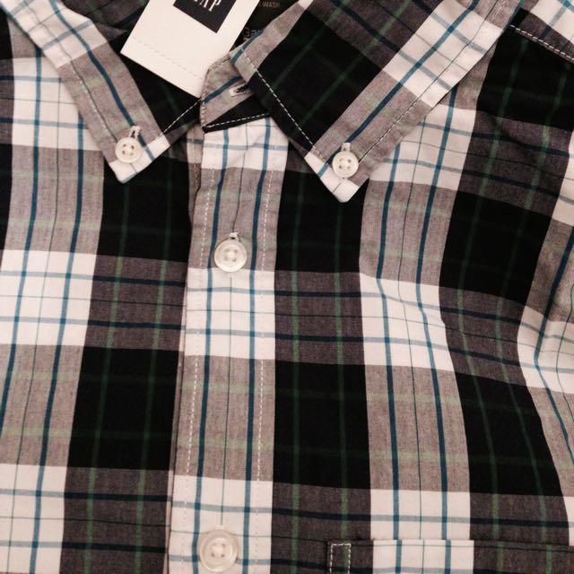 BNWT Gap Men's Casual Shirt Small