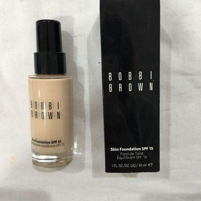 Bobbi Brown Skin Foundation Shade Sand