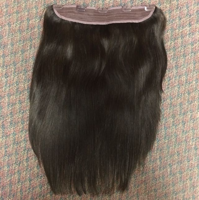 Brand New 1 Thick Clip In Russian Hair Extensions Health Beauty