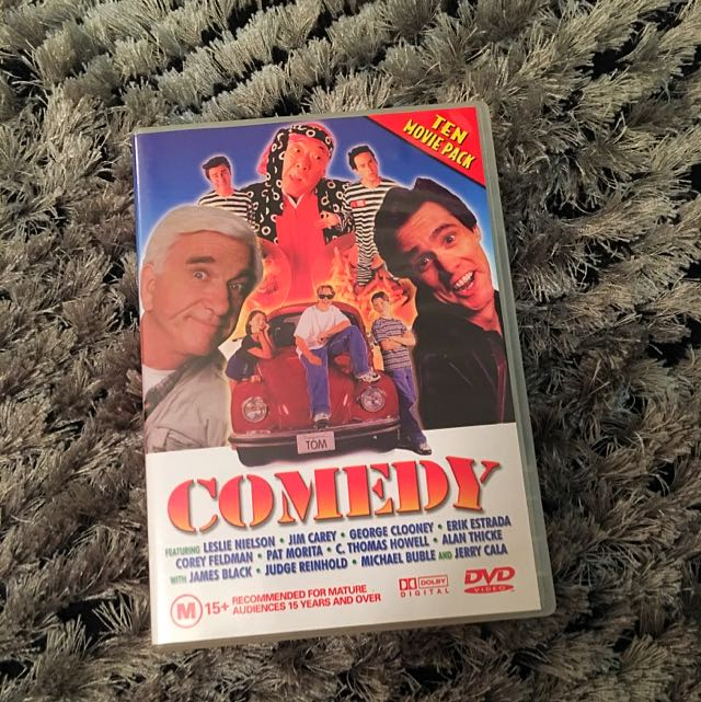Comedy Box Set