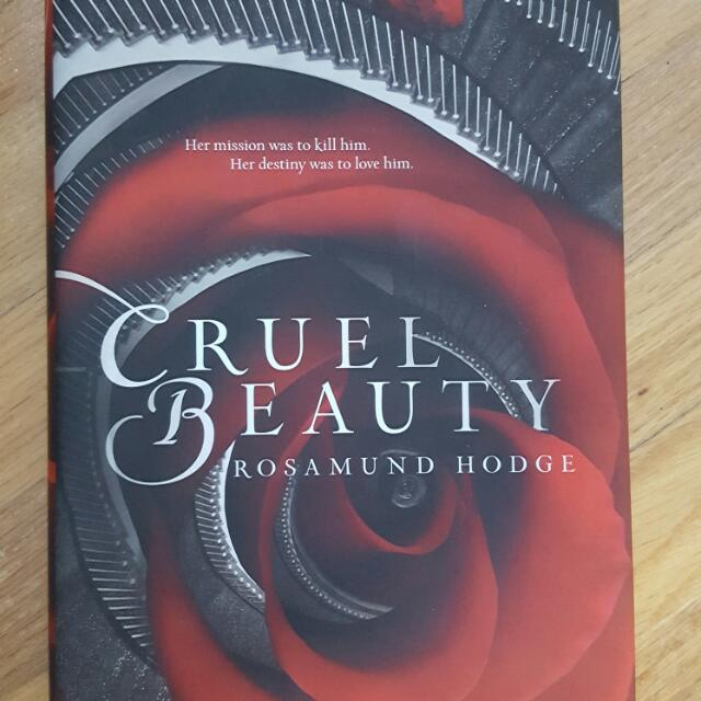 Cruel Beauty by Rosamund Hodge