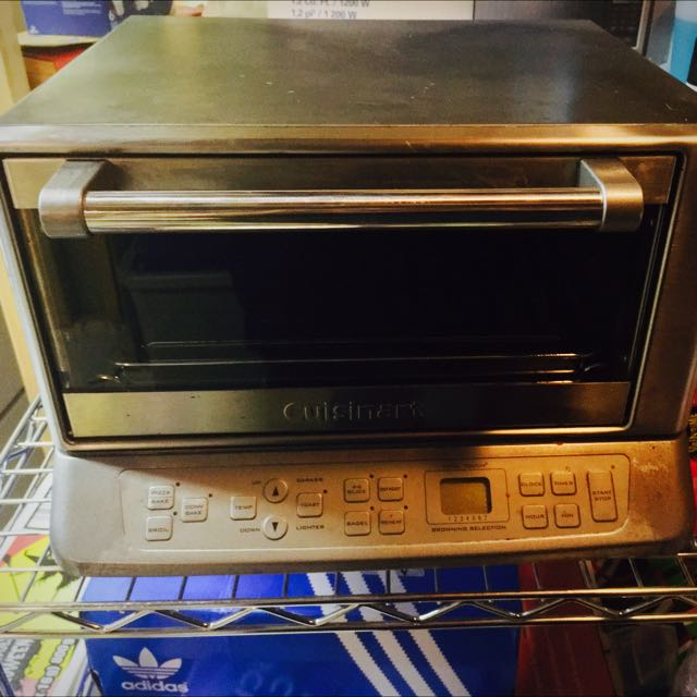 Cuisinart Convection Toaster Oven.