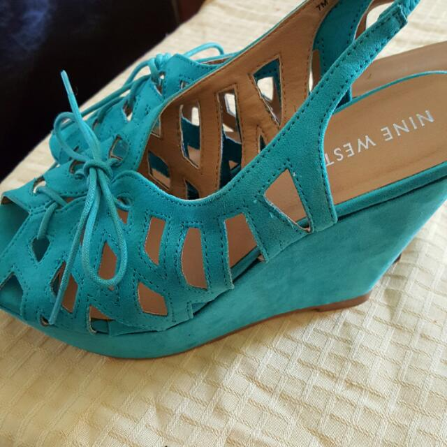 Cute 9 West Sandals