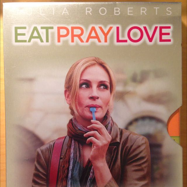 Eat Play Love Movie DVD
