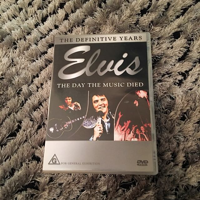 Elvis- The Day The Music Died