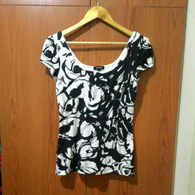 EXPRESS Fit Blouse