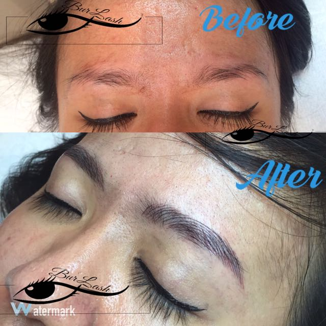 Eyebrow Embroidery Microblading 6D ( Sulam Alis)